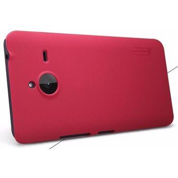 Nillkin Super Frosted Zadní Kryt pro Nokia Lumia 640 XL, červený