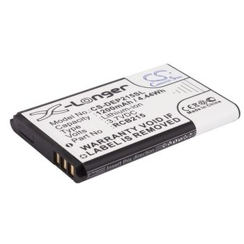 Baterie pro DORO Primo 215 Li-ion 3,7V 1200mAh