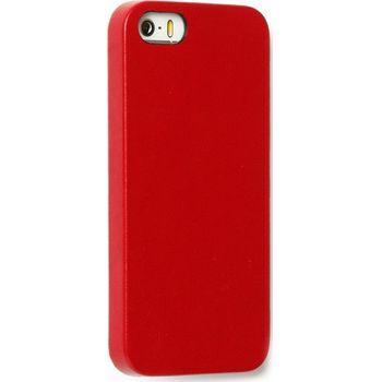 Zenus AVOC Prestige Milano kryt pro Apple iPhone 5/5S, červená