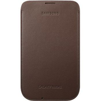 Samsung kožené pouzdro EFC-1G5LDE pro Samsung Galaxy Tab 2 7.0, tmavě hnědé
