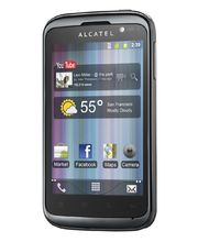 Alcatel One Touch 991D Dual-Sim černý