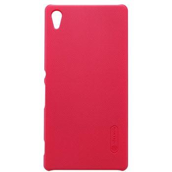 Nillkin Super Frosted Zadní Kryt pro Sony E6553 Xperia Z3+, červený