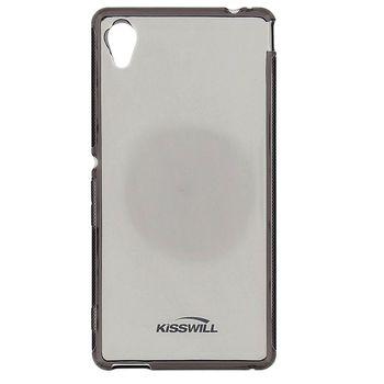 Kisswill TPU pouzdro pro Sony Xperia Z5 Premium, černé
