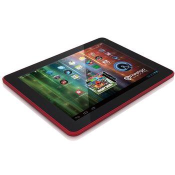 "Prestigio Multipad PMP5197D(Ultra), Android 4, 9,7"" display 1024x768 IPS, Wi-Fi, 16GB, HDMI, červená"