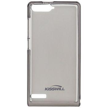 Kisswill TPU pouzdro pro Huawei Ascend Y6, černé