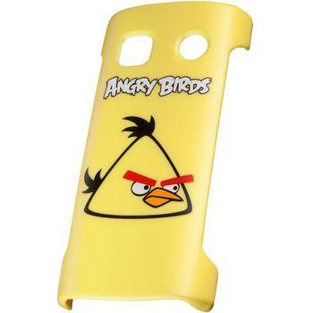 Nokia pevný kryt Angry Birds CC-3034 pro Nokia 500, žlutá