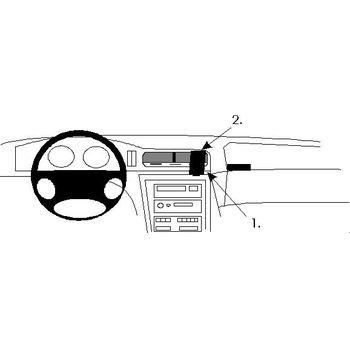 Brodit ProClip montážní konzole pro BMW 840-850 E31 90-01, na střed