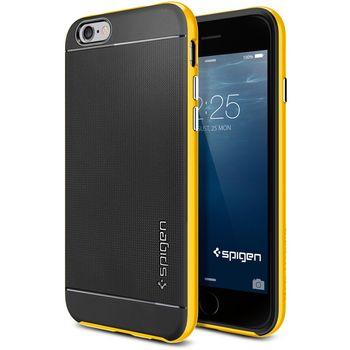 Spigen pouzdro Neo Hybrid pro iPhone 6, žlutá