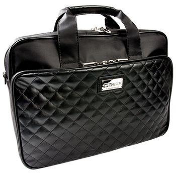 """Krusell Avenyn Laptop taška na notebook - do 16"""" - černá - rozbaleno, plná záruka"""