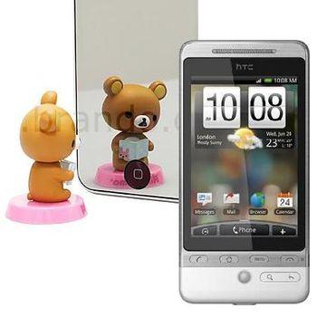 2 kusy fólie Brando zrcadlová -  HTC Hero