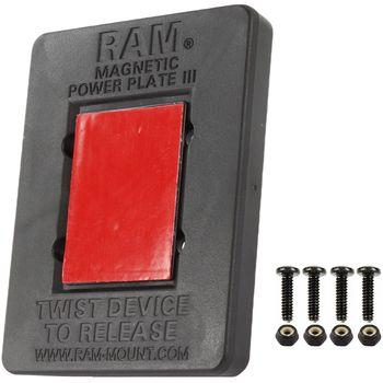 RAM Mounts magnetický držák velký na velké tablety, GPS navigace a antiradary, RAP-300-1U