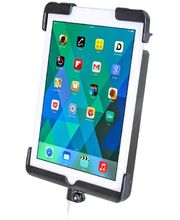 RAM Mounts držák se zámkem DOCK-N-LOCK na iPad mini s průchodkou pro orig kabel, RAM-HOL-TABL11U