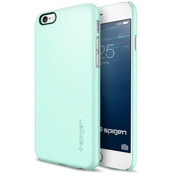 Spigen pouzdro Thin Fit pro iPhone 6, zelená