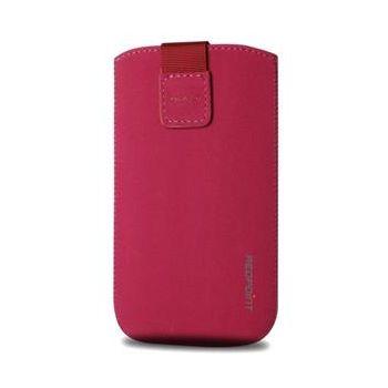 Redpoint pouzdro Velvet, velikost S, fialová