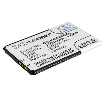 Baterie pro Sony xperia U 1300mAh, Li-ion