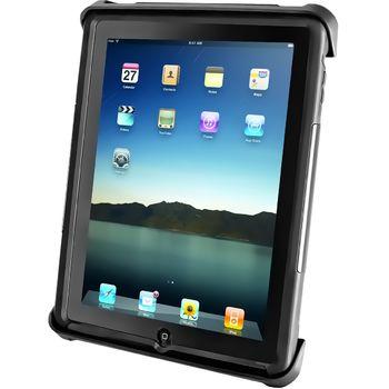 """RAM Mounts univerzální držák se zámkem Tab-Lock na 10"""" tablet s pouzdrem i bez, RAM-HOL-TABL-LGU"""