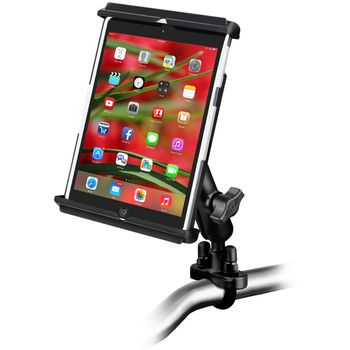 RAM Mounts držák na iPad mini na motorku nebo na kolo na řídítka, Ø objímky 12,7-31,75 mm, sestava RAM-B-149Z-TAB12U
