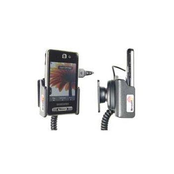 Brodit držák do auta pro Samsung SGH-F480 TouchWiz s nabíjením z cig. zapalovače