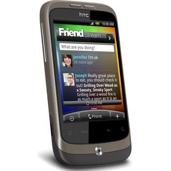HTC Wildfire Mocha + fólie Screenshield zdarma - předváděcí zařízení