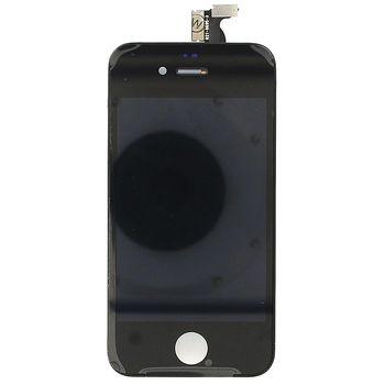 Náhradní díl LCD displej + dotyková deska pro iPhone 4G, černý