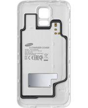 Samsung kryt pro bezdrátové nabíjení EP-CG900IW pro S5 (G900), bílý