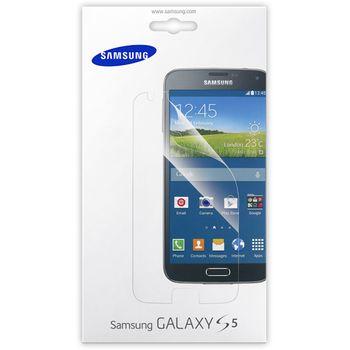 Samsung ochranná fólie na displej ET-FG900CT pro S5 (G900), čirá