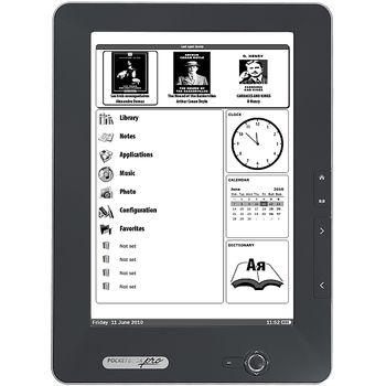 """PocketBook PRO 912, čtečka elektronických knih, 9,7"""" E-ink displej, Dark Grey"""