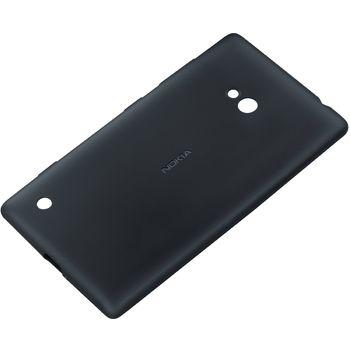 Nokia měkký kryt CC-1057 pro Lumia 720, černá