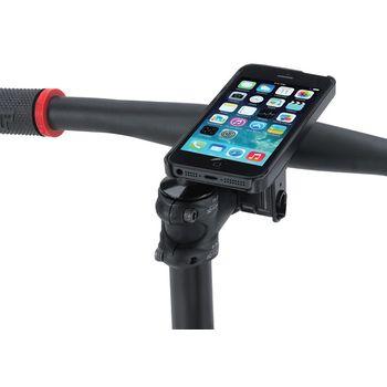 Držák BikeConsole LITE na iPhone 5C na kolo nebo motorku na řídítka