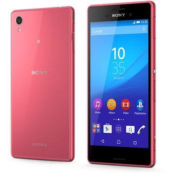 Sony Xperia M4 Aqua E2303, růžová