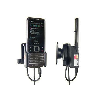 Brodit držák pasivní - Nokia 6700 Class (pro použití s orig. kabelem Nokia CA-116,CA-113CU a CA-134)