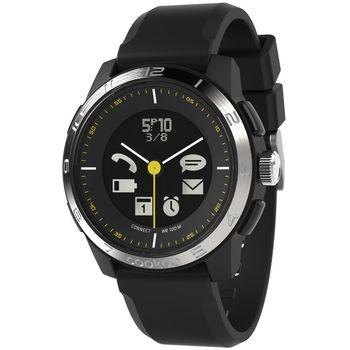COOKOO2 watch chytré hodinky Sporty Chick, stříbrné