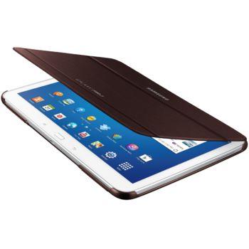 Samsung polohovací pouzdro EF-BP520BA pro Galaxy Tab 3 10.1, hnědá