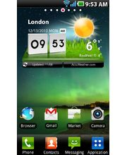 LG Optimus 2X Brown + HDMI kabel ZDARMA