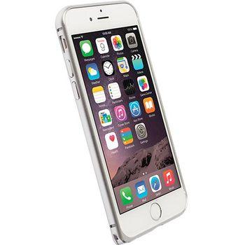 Krusell SalaBumper pro iPhone 6 4.7, stříbrná