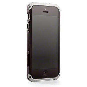Element Case kryt Solace pro Apple iPhone 5/5S, černá/stříbrná
