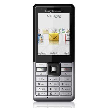 Sony Ericsson Naite J105i Vapour Silver