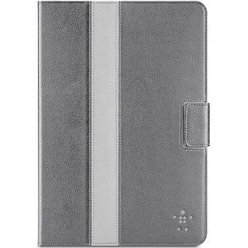 Belkin pouzdro Striped Cover pro Apple iPad Mini, šedé (F7N024vfC01)