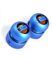 X-mini Max - přenosné stereo reproduktory modré