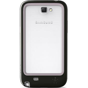 Belkin Surround pevné ochranné pouzdro pro Galaxy Note II, černé/šedé (F8M509vfC00)