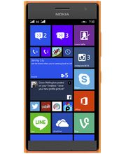 NOKIA Lumia 730 DS oranžová
