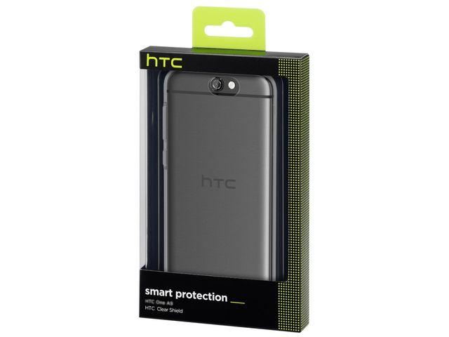 obsah balení HTC pouzdro Clear HC C1230 pro ONE One A9