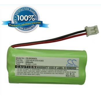 Baterie pro Gigaset A12, 650mAh, Ni-Mh