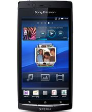 Sony Ericsson Xperia arc S - modrá